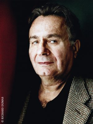 Morgan Sportès Portrait